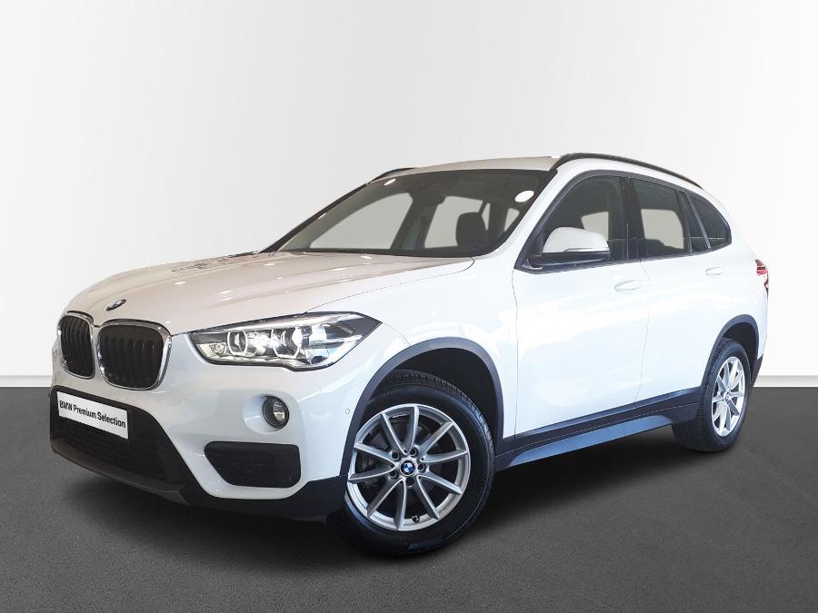 BMW X1 Blanco Diesel Manual 4x4 SUV 5 puertas 2018