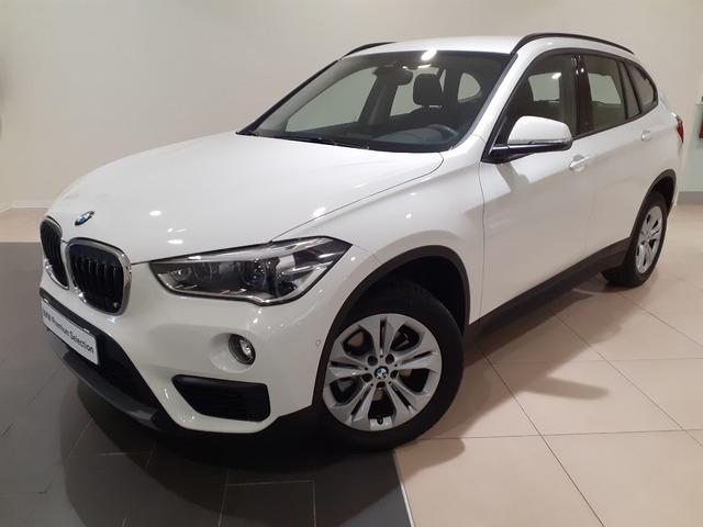 BMW X1 Blanco Diesel Manual 4x4 SUV 5 puertas 2017