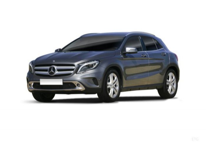 MERCEDES-BENZ Clase GLA Gris / Plata Diesel Automático 4x4 SUV 5 puertas 2015