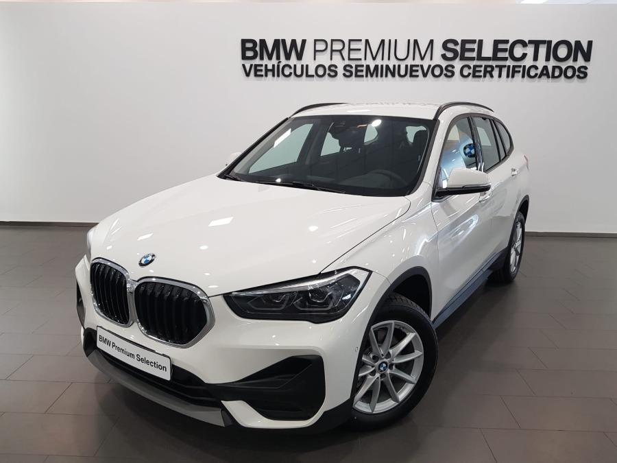 BMW X1 Blanco Diesel Automático 4x4 SUV 5 puertas 2019