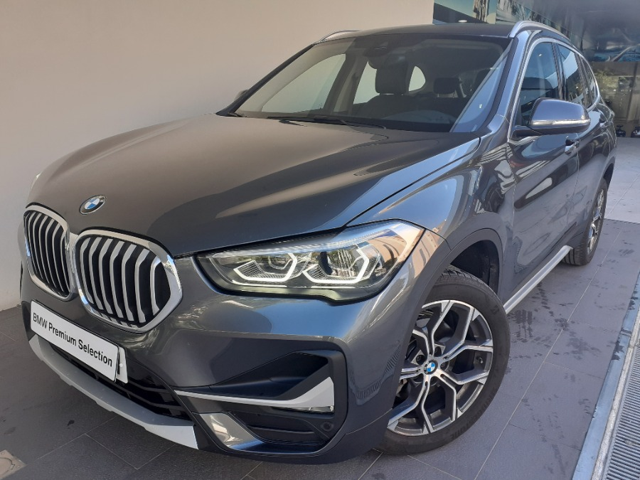 BMW X1 Gris / Plata Diesel Automático 4x4 SUV 5 puertas 2019