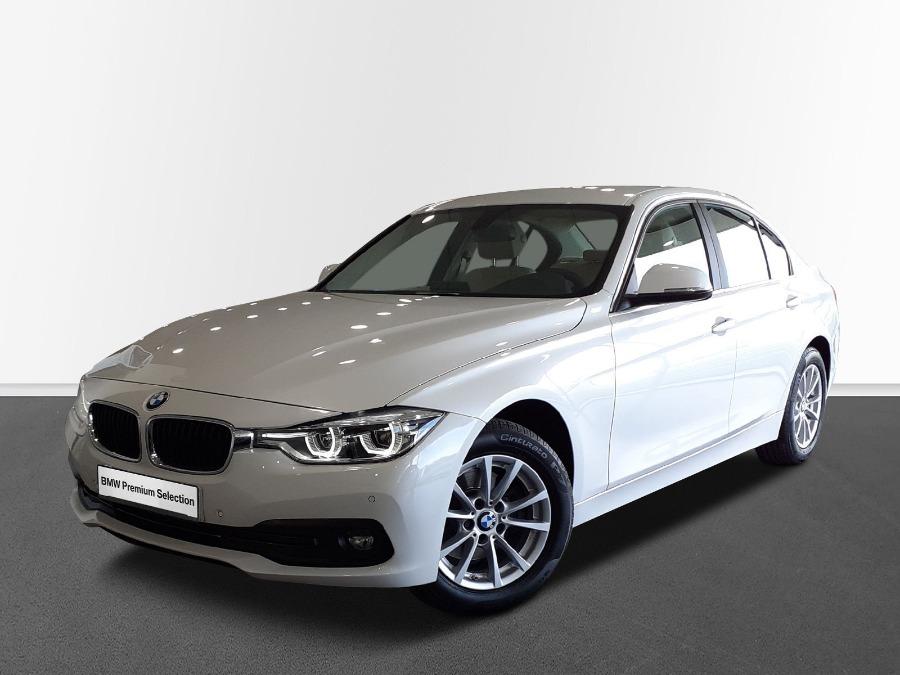 BMW Serie 3 Blanco Diesel Automático Berlina 4 puertas 2017