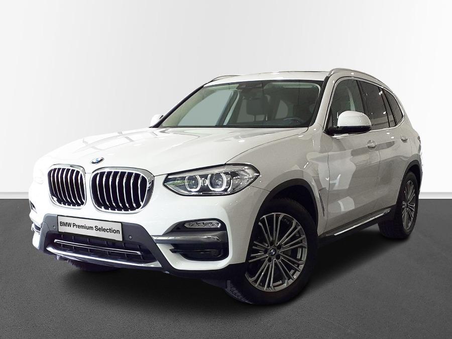 BMW X3 Blanco Diesel Automático 4x4 SUV 5 puertas 2019
