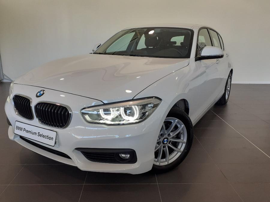 BMW Serie 1 Blanco Gasolina Automático Berlina 5 puertas 2018