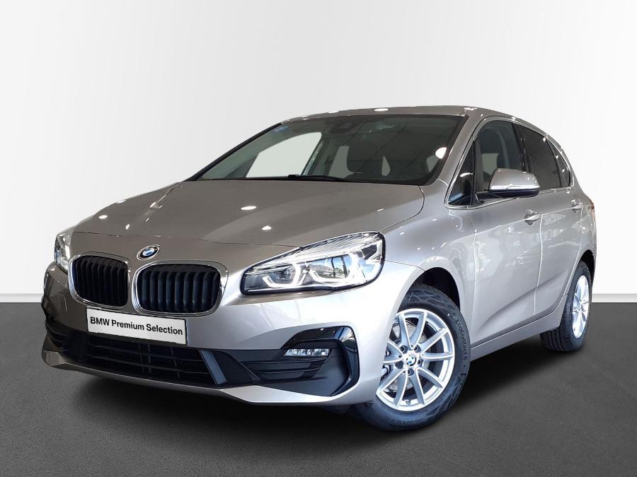 BMW Serie 2 Active Tourer Gris / Plata Gasolina Automático Monovolúmen 5 puertas 2021
