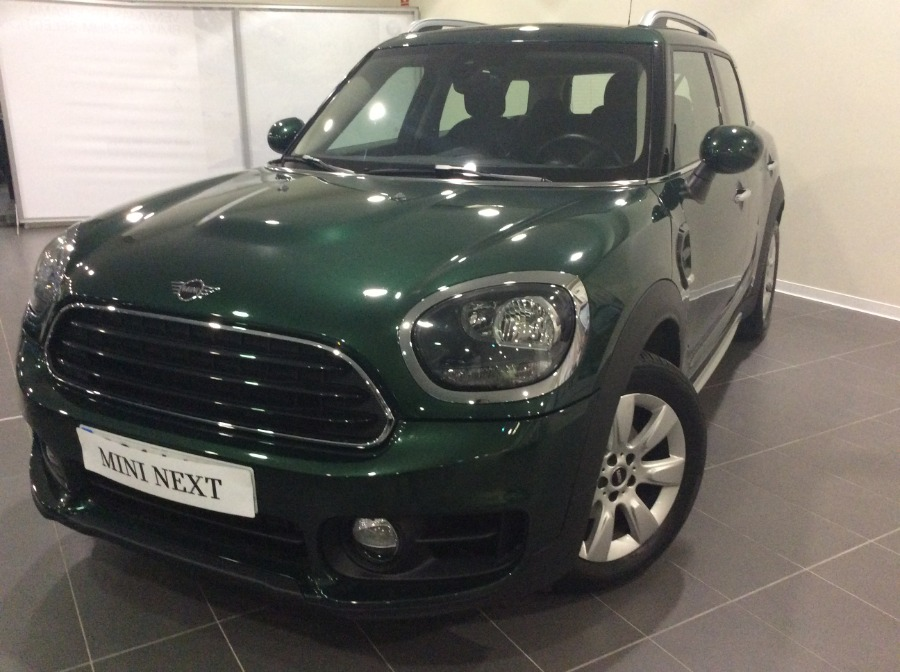 MINI Countryman Verde Gasolina Manual Berlina 5 puertas 2018