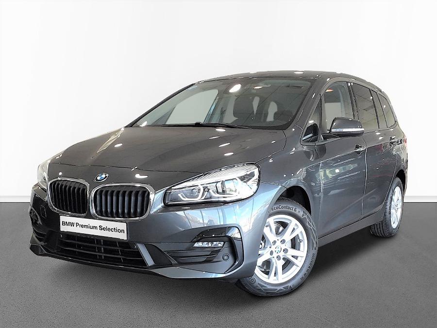 BMW Serie 2 Gran Tourer Gris / Plata Diesel Automático Monovolúmen 5 puertas 2021