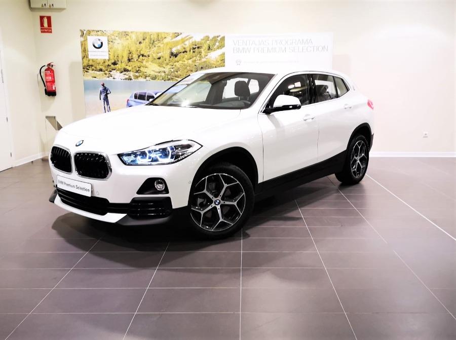 BMW X2 Blanco Diesel Automático 4x4 SUV 5 puertas 2021