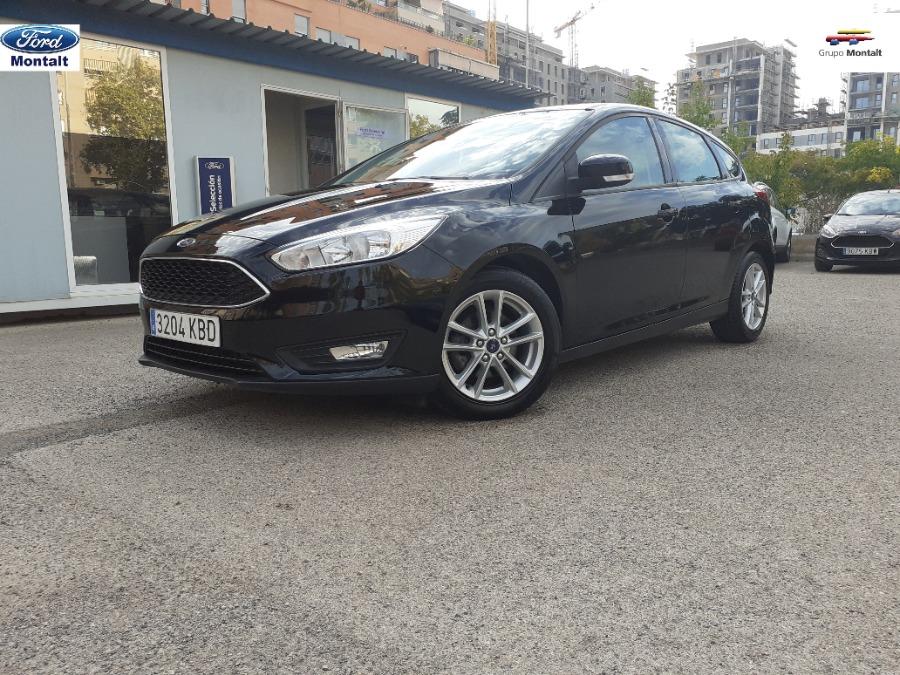FORD Focus Negro Gasolina Automático Berlina 5 puertas 2017