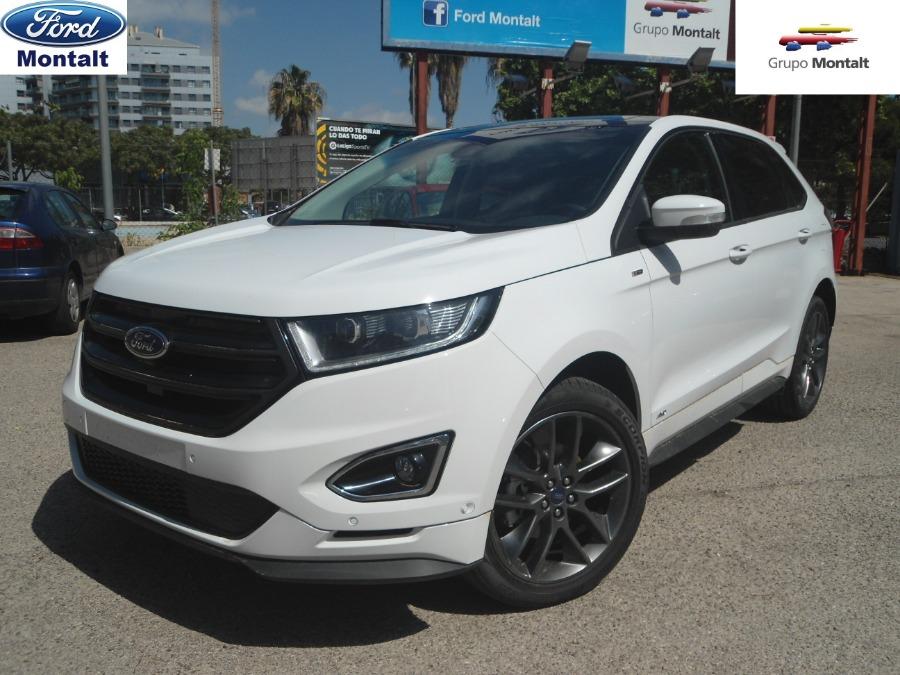 FORD Edge Blanco Diesel Automático 4x4 SUV 5 puertas 2018