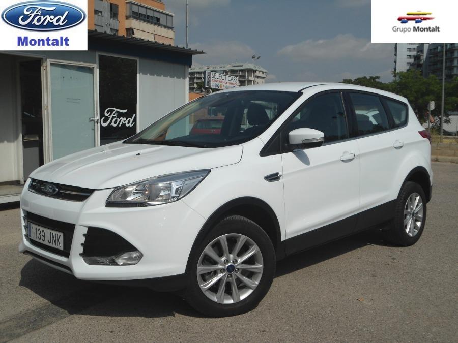 FORD Kuga Blanco Diesel Automático 4x4 SUV 5 puertas 2016