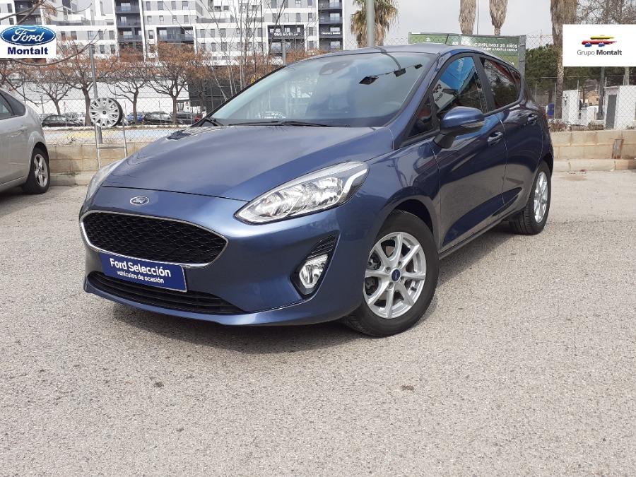 FORD Fiesta Azul Gasolina Manual Berlina 5 puertas 2019
